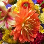 Цветочное вдохновение от Марии Самойло