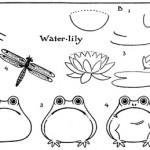 Увлекательное рисование | Учимся вместе с детьми