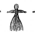 Поделки из ниток