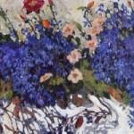 Выставка художницы Марии Павловой (Спб)