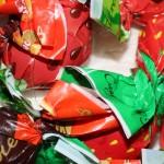 Конфетный шарик