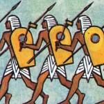 Воин древнего королевства